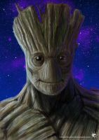 Groot by UnicatStudio
