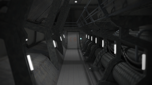 Corridor by Canapy-3D