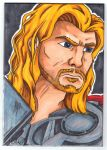 Thor by Cheekydesignz