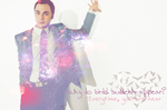Why Do Birds Appear? - Jim Parsons Blend. by MsSkatespeare