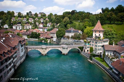 Lower Tower Brige by pinguinette