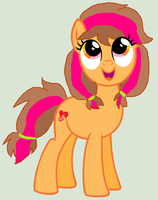 Chocolata redesign by cottoncloudyfilly