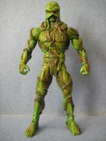 Swamp Thing by cusT0M