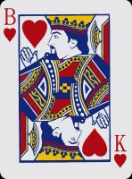 King of Hearts by Brandtk