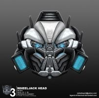 TF3 Wheeljack Concept 1 by Legend-of-Blackout