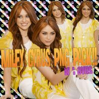 miley cyrus png pack 3 by avns