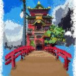 Spirit Bath House by artlover2289