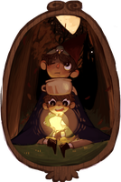 Over The Garden Wall by Gameboystation
