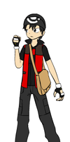 Pokemon trainer-flash by nk3-ATR