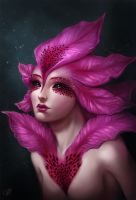 Rhododendron by Veelocity
