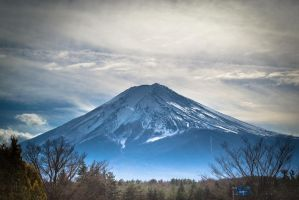 Mt. Fuji 2 by Natures-Studio