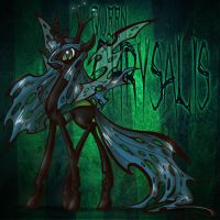 Queen Chrysalis by Eliotchan