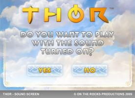 THOR sound selection by OnTheRocksGames