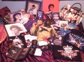 My MJ collection by LondonaLozzy