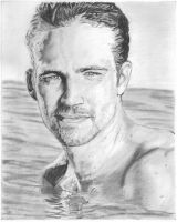 Paul Walker by bclara88