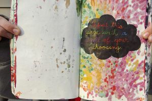 Wreck This Journal: Infuse This Page With a Scent. by HeavenlyWitchx