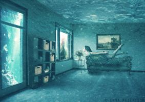 Life underwater by Impossiblee