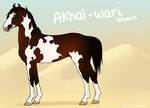 Akhal-Wari Import 61 by soulswitch