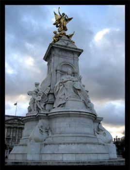 queen victoria by newcastlefan