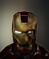 Zombie - Iron man by hod3