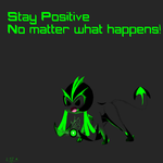 (Somewhat) Motivational poster by Axial97