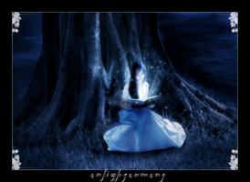 .::Enlightenment::. by AgentNasrin