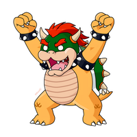 Premio: Bowser Chibi by Animetron