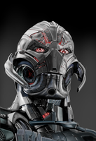 Ultron, There are no strings on me! by billycsk
