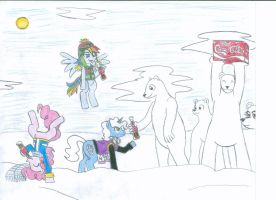 Visiting the North by Lobstercraft