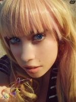 Cosplay Sheryl Nome (Casual Session) 5 by SaFHina