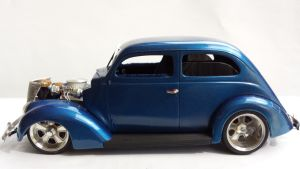 '37 Ford Street Rod by Blsdesq