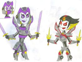 Transformers Ready to Roll 29 by SithVampireMaster27