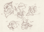 Expressive Sketches by Some-Art
