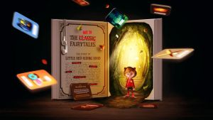 The Not So Classic Fairytales by AlexanderCasteels