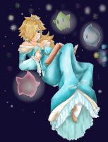 Rosalina 2 by ApplejackMan