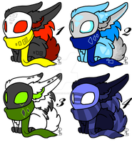 Skuffre Adoptables 1 -closed- by ProudRyukin13