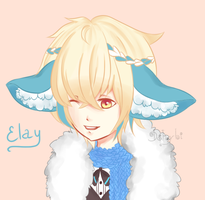 Free Bust-up Request : Elay by Dehybi-Adopts
