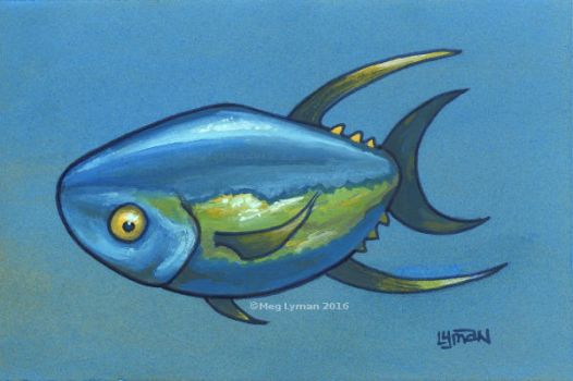 Tooterfish by MegLyman