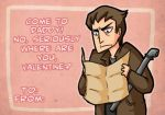 Valentine's Day Silent Hill 1 by CopperKidd