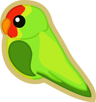 DD Parakeet (Kawaii) by amis0129