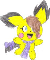 Pichu Me Contest Entry by KandyPrower