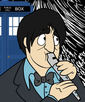 Second Doctor by TateShaw