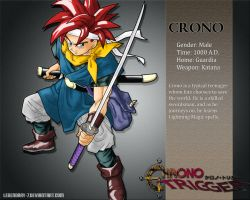 Crono Profile by Legendary-7