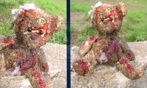 Zombies-Teddy-Real by TwistedSensibility