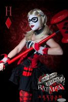Harley Quinn by cflierl53