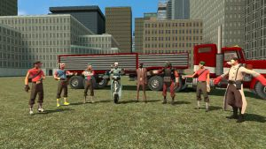 Gmod: 10 WATCHERS! :D by TheMedicWarlord