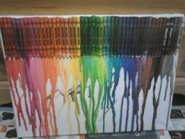 Crayon art 02 by Mio299