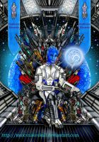 Liara of House T'Soni by ToxicSnakeSkull
