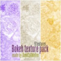 Bokeh Texture Pack by DontCallMeEve