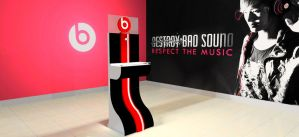 BEATS BOOTH by Xhane10